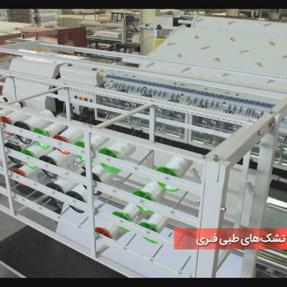 تصاویر کارخانه و خط تولید