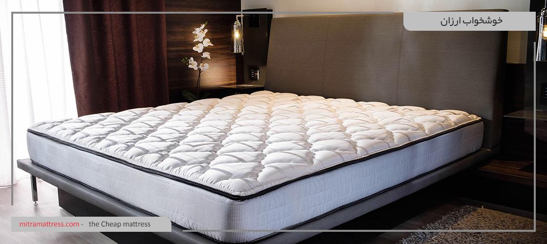 سایز تشک در داشتن خواب راحت بی تاثیر نیست